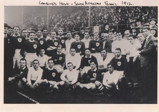 1912 Ireland vs South Africa
