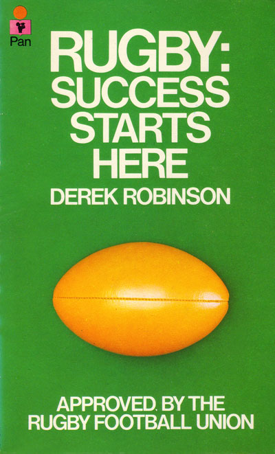 Rugby success starts here