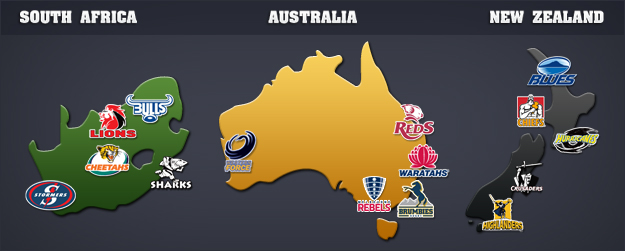 superrugby map