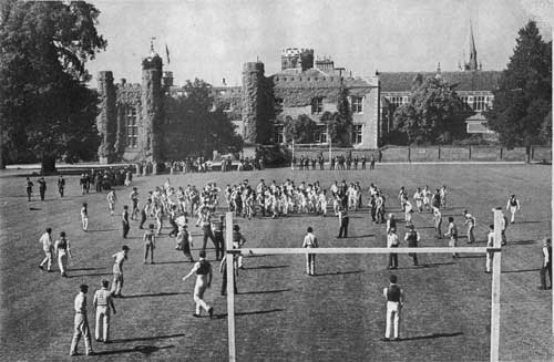 rugby school 1950